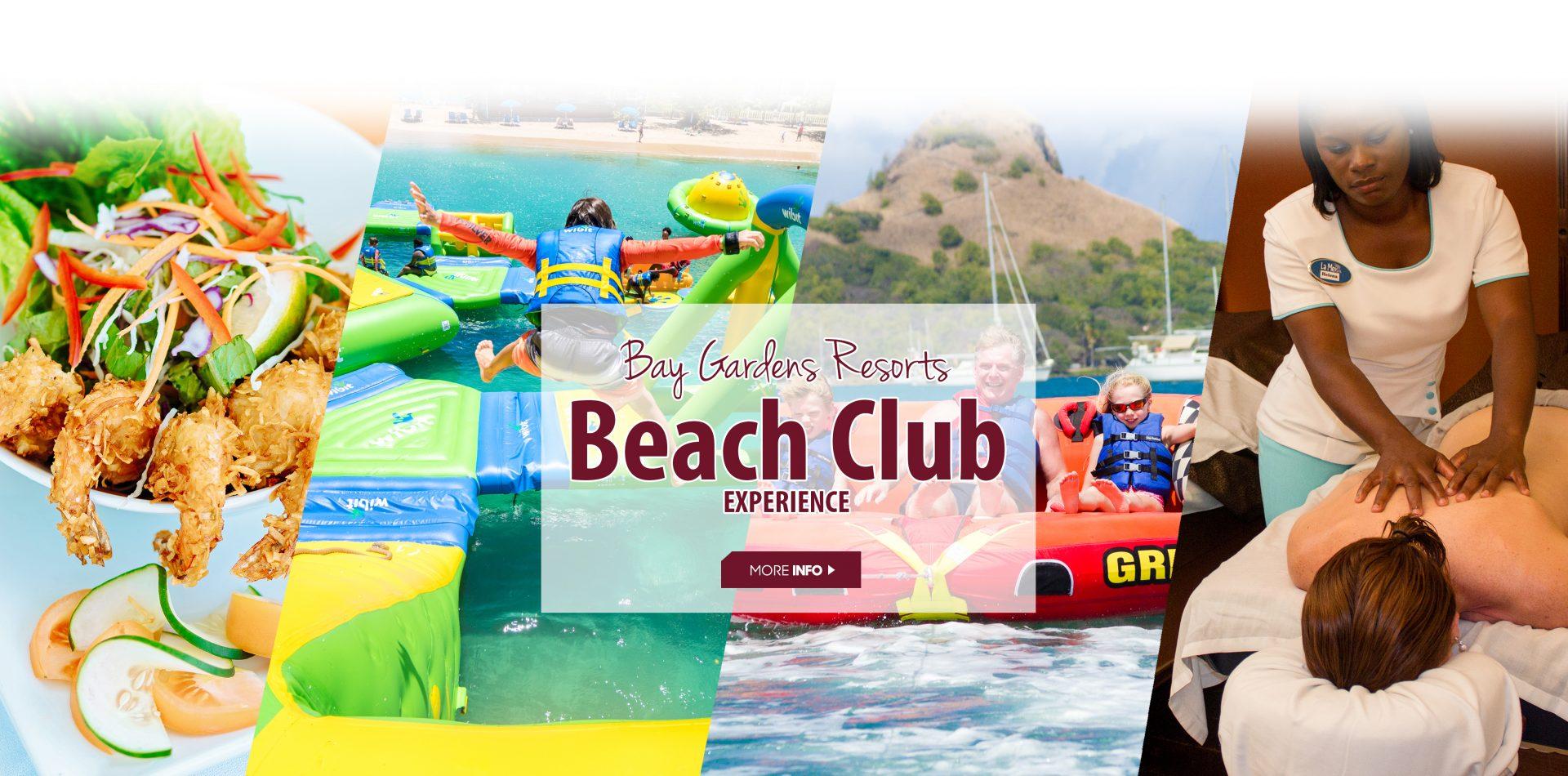 AllInclusive Resort in St Lucia Bay Gardens Resorts