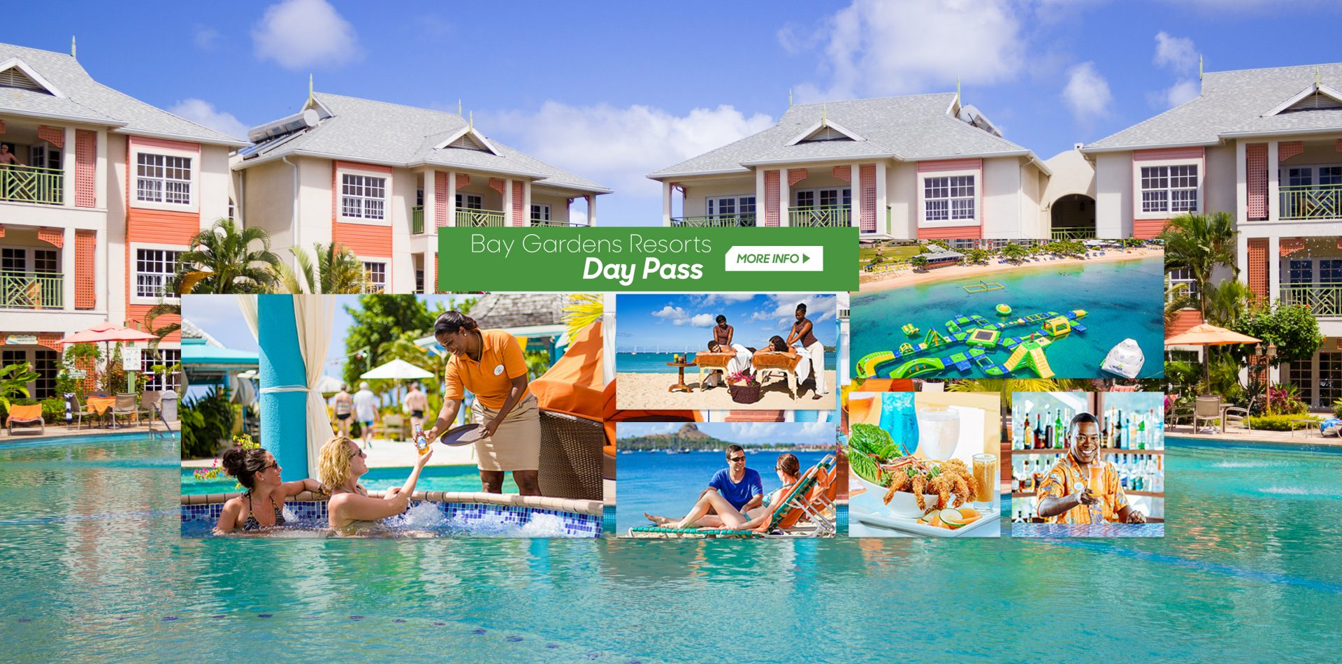 Bay Gardens Resorts Authentic Hotels Resorts in St Lucia