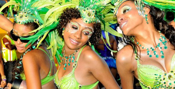 Carnival Lives Here Experience