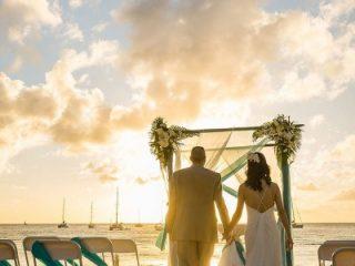 Wedding events in St. Lucia