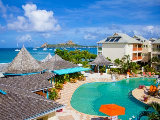 Bay Gardens Resorts in St. Lucia