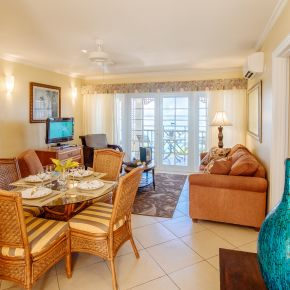 2 Bedroom Beach Front Suite