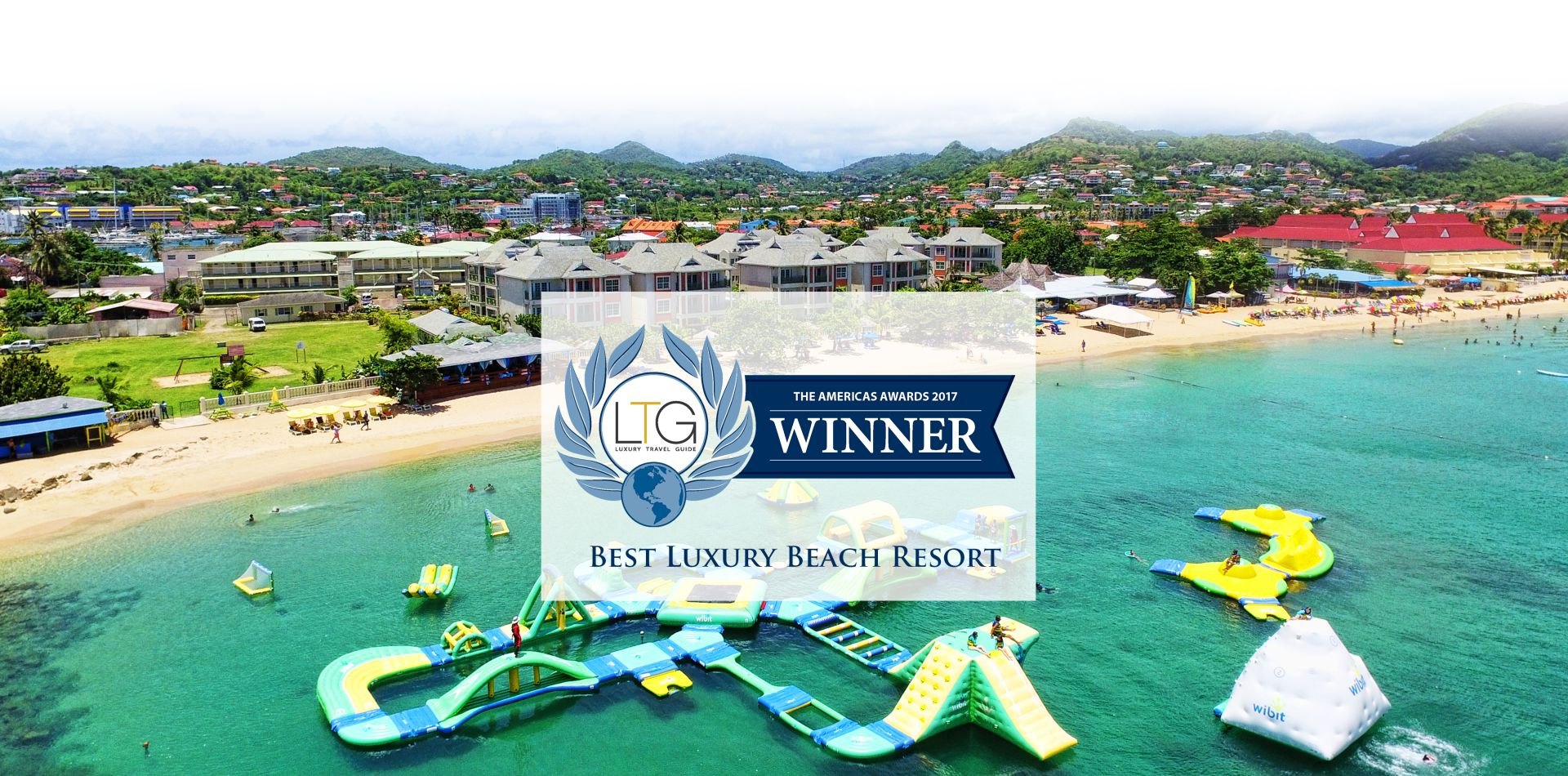 AllInclusive Resort St Lucia Bay Gardens Resorts