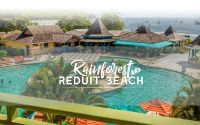 Rainforest Reduit and beach flyer