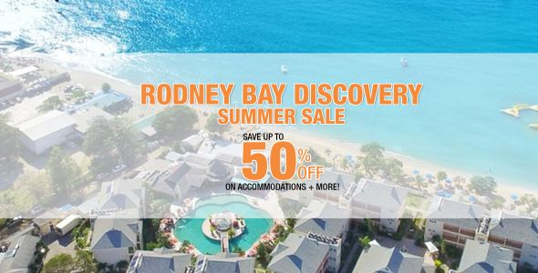 Rodney Bay Discovery Summer Sale