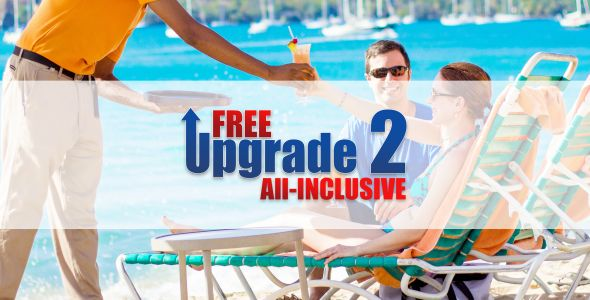 FREE Upgrade to All-Inclusive
